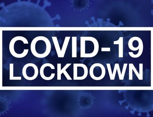 COVID-19 – 5 Jan – Here we go again…Lockdown 3.0
